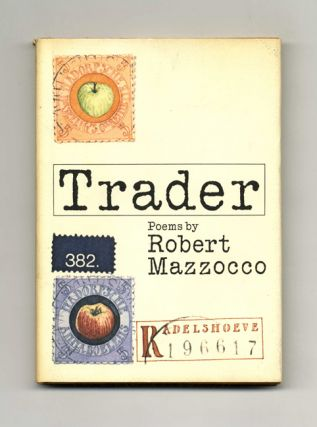 Trader - 1st Edition/1st Printing. Robert Mazzocco