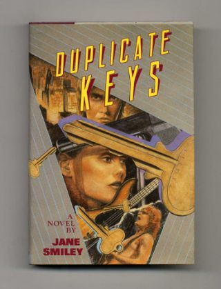 Duplicate Keys - 1st Edition/1st Printing. Jane Smiley