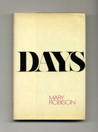 Days - 1st Edition/1st Printing