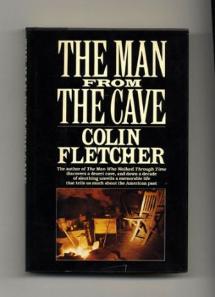 The Man From The Cave - 1st Edition/1st Printing