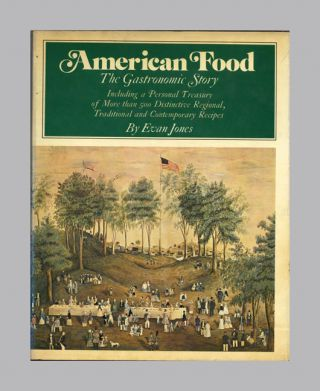 American Food - 1st Edition/1st Printing