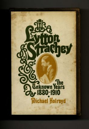 Lytton Strachey, A Critical Biography - 1st US Edition/1st Printing. Michael Holroyd