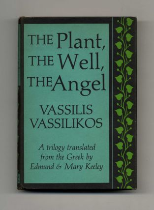 The Plant, The Well, The Angel - 1st US Edition/1st Printing