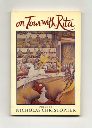 On Tour With Rita - 1st Edition/1st Printing. Christopher Nicholas