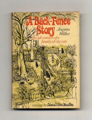 A Back-Fence Story - 1st Edition/1st Printing