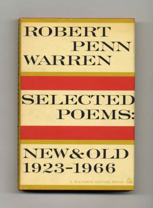 Selected Poems: New And Old, 1923-1966 - 1st Edition/1st Printing
