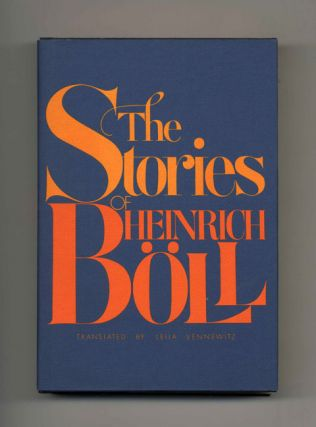 The Stories Of Heinrich Böll - 1st Edition/1st Printing