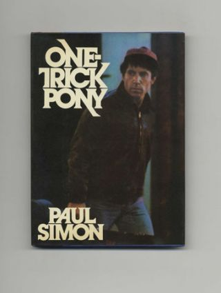 One-Trick Pony - 1st Edition/1st Printing