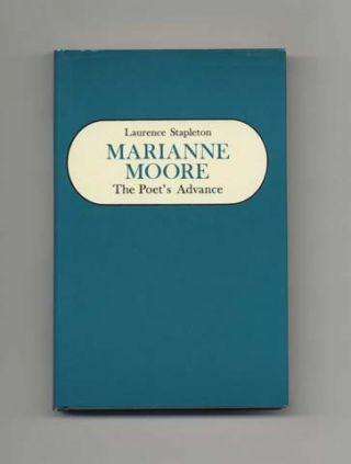 Marianne Moore, The Poet's Advance - 1st Edition/1st Printing