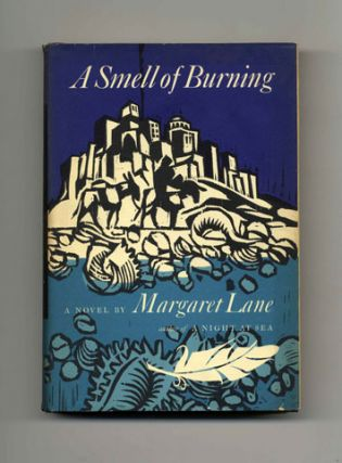 A Smell Of Burning - 1st US Edition/1st Printing