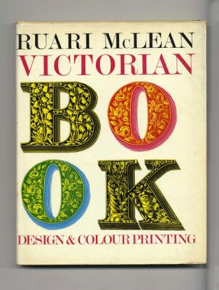 Victorian Book Design And Colour Printing - 1st Edition/1st Printing