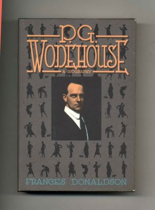 P. G. Wodehouse: A Biography - 1st Edition/1st Printing