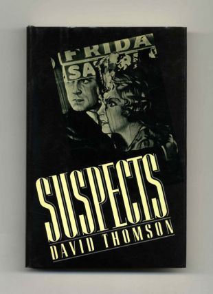 Suspects - 1st US Edition/1st Printing