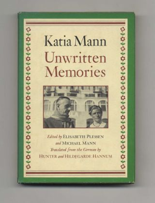 Unwritten Memories - 1st US Edition/1st Printing