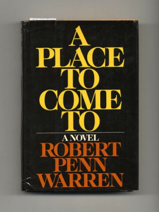 A Place To Come To - 1st Edition/1st Printing
