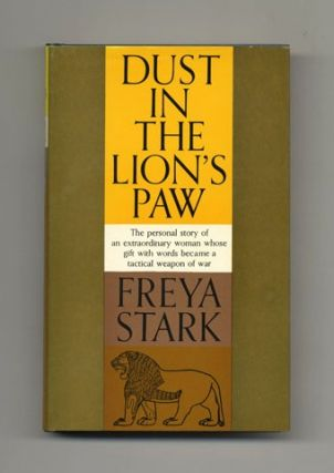 Dust In The Lion's Paw: Autobiography 1939 - 1946 - 1st US Edition/1st Printing