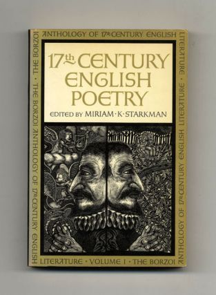 Seventeenth-Century English Poetry; Seventeenth-Century English Prose; Religious Prose Of...
