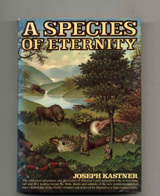 A Species Of Eternity - 1st Edition/1st Printing