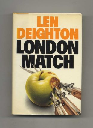London Match - 1st Edition/1st Printing