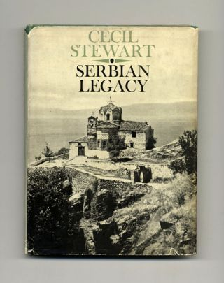 Serbian Legacy - 1st US Edition/1st Printing