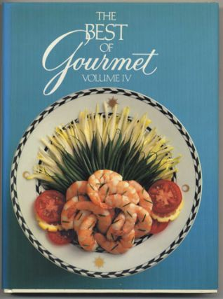 The Best Of Gourmet, 1989 Edition: All Of The Beautifully Illustrated Menus From 1988, Plus Over...