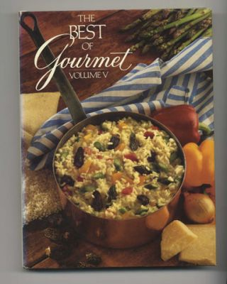 The Best Of Gourmet, 1990 Edition: All Of The Beautifully Illustrated Menus From 1989, Plus Over...