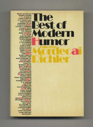 The Best Of Modern Humor - 1st US Edition/1st Printing