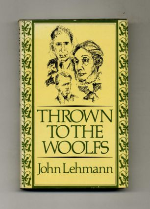 Thrown To The Woolfs - 1st Edition/1st Printing