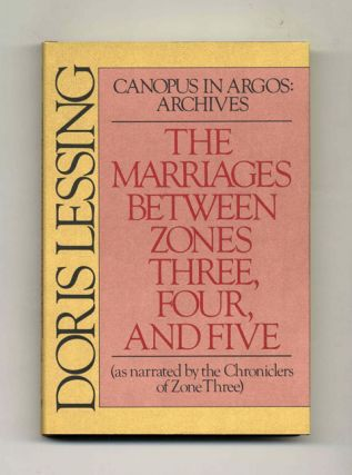 The Marriages Between Zones Three, Four And Five: As Narrated By The Chroniclers Of Zone Three - 1st Edition/1st Printing