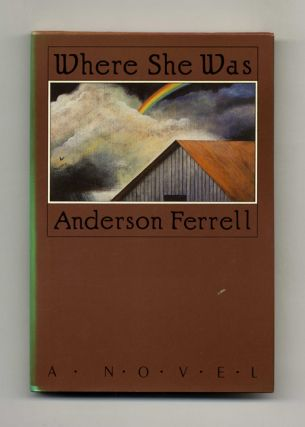 Where She Was - 1st Edition/1st Printing