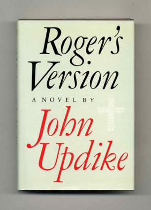 Roger's Version - 1st Edition/1st Printing