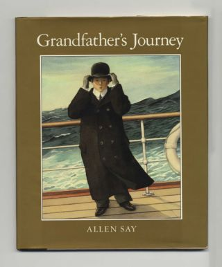 Grandfather's Journey - 1st Edition/1st Printing. Allen Say