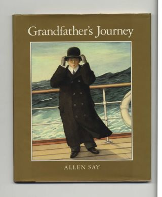 Grandfather's Journey. Allen Say