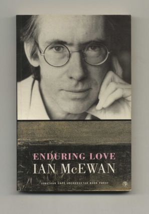 Enduring Love - Uncorrected Book Proof. Ian McEwan
