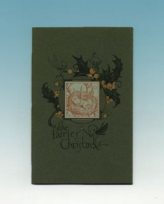 The Fairies' Christmas - 1st Edition/1st Printing. Charles Van Sandwyk