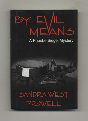By Evil Means - 1st Edition/1st Printing