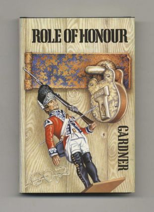 Role Of Honour - 1st Edition/1st Printing. John Gardner
