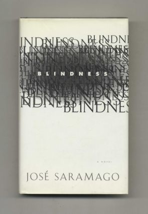 Blindness - 1st US Edition/1st Printing
