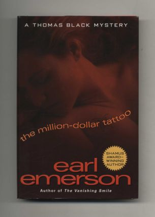 The Million-Dollar Tattoo - 1st Edition/1st Printing