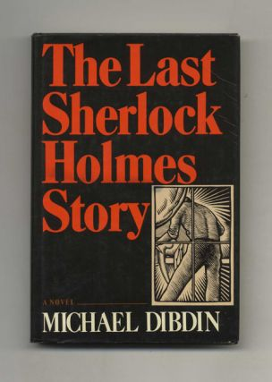 The Last Sherlock Holmes Story - 1st US Edition/1st Printing