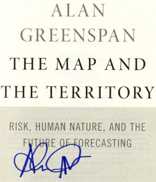 The Map And The Territory: Risk, Human Nature, And The Future Of Forecasting - 1st Edition/1st Printing
