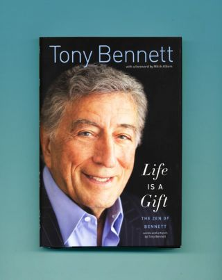 Life Is A Gift: The Zen Of Bennett - 1st Edition/1st Printing