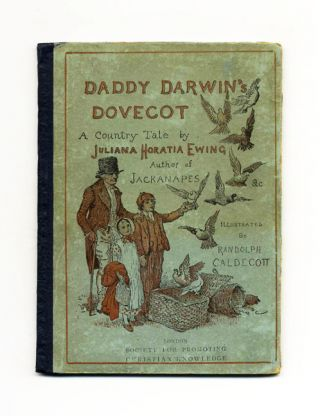 Daddy Darwin's Dovecot - 1st Edition. Juliana Horatia Ewing