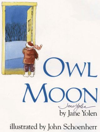 Owl Moon Jane Yolen Books Tell You Why Inc