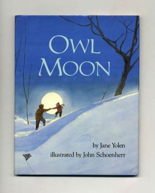 Owl Moon - 1st UK Edition/1st Impression. Jane Yolen