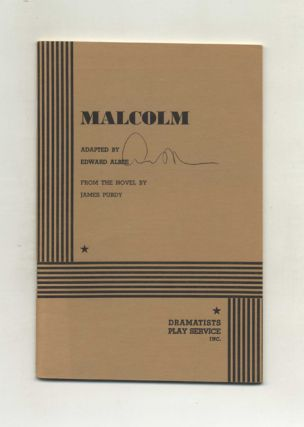 Malcolm - 1st Edition/1st Printing. Edward Albee