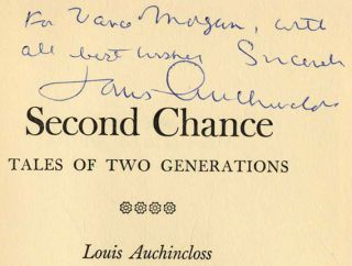 Second Chance: Tales of Two Generations - 1st Edition/1st Printing