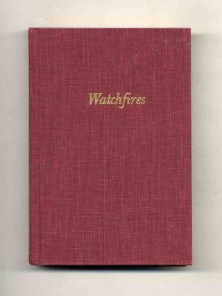 Watchfires - 1st Edition/1st Printing
