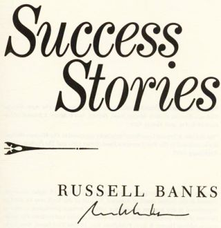 Success Stories - 1st Edition/1st Printing