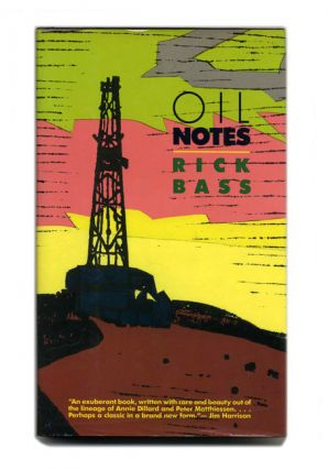 Oil Notes - 1st Edition/1st Printing